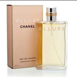 Chanel allure 3.4oz new